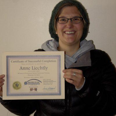 Anne Liechtly