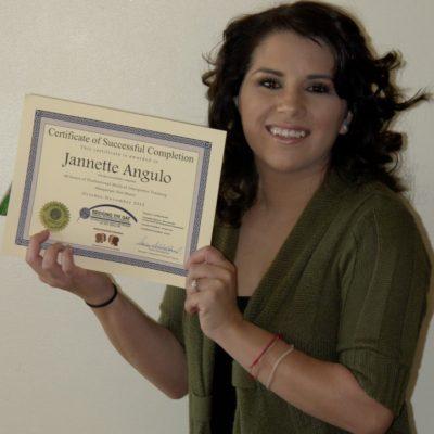 Jannette Angulo