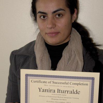 Yanira Iturralde