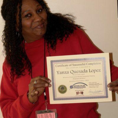 Yanza Quesada