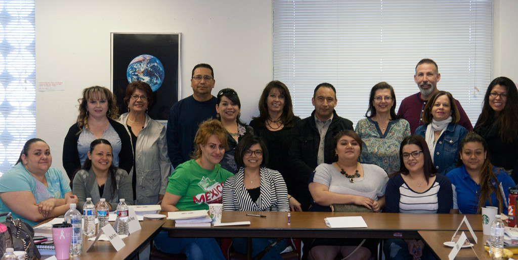 2016 February Valley Community Interpreters Graduates
