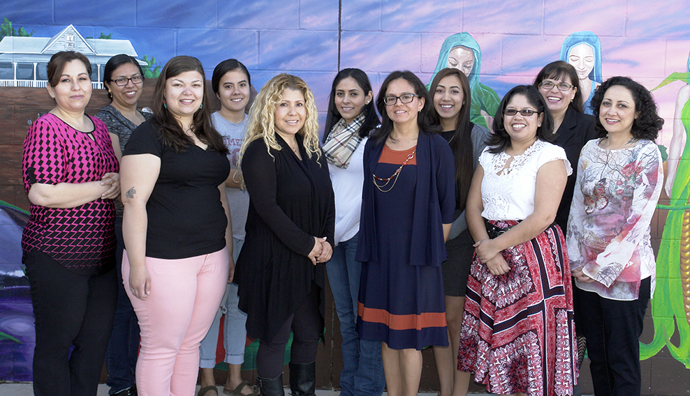 March 2017 Bilingual Community Members interpreter training graduates